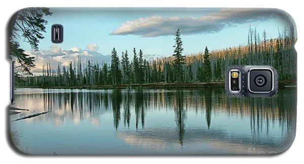 Lake Reflections Galaxy S5 Case
