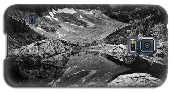 Galaxy S5 Case featuring the photograph Lake Reflections by Yuri Santin