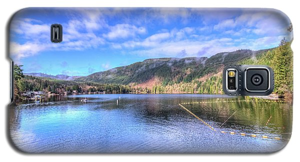 Galaxy S5 Case featuring the photograph Lake Samish by Spencer McDonald
