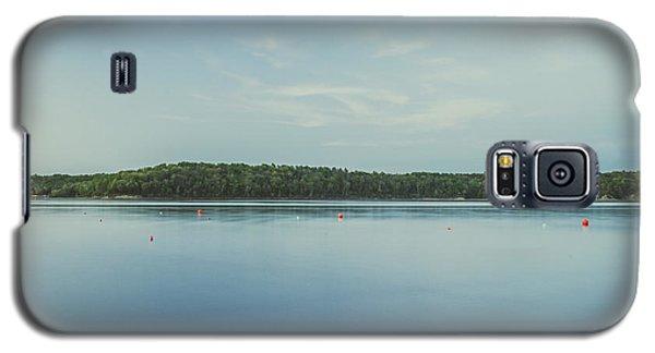 Lake Scene Galaxy S5 Case by Scott Meyer