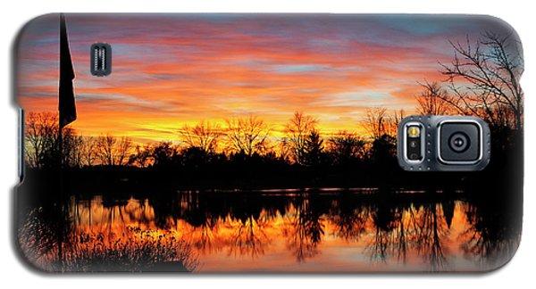 Lake Shangrila Galaxy S5 Case