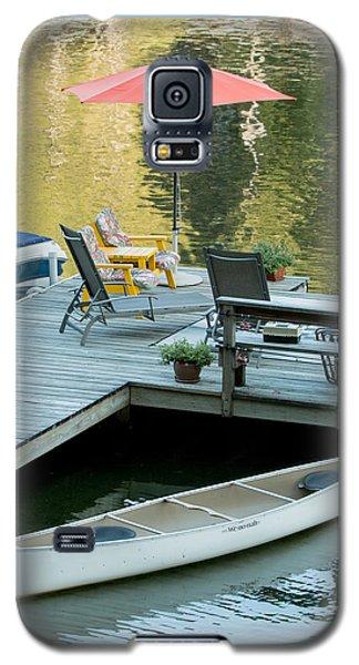 Lake-side Dock Galaxy S5 Case