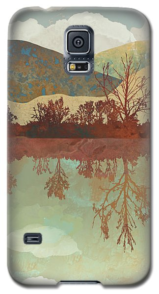 Landscapes Galaxy S5 Case - Lake Side by Spacefrog Designs