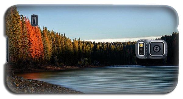 Lake Sunrise  Galaxy S5 Case
