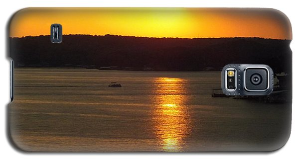Lake Sunset  Galaxy S5 Case