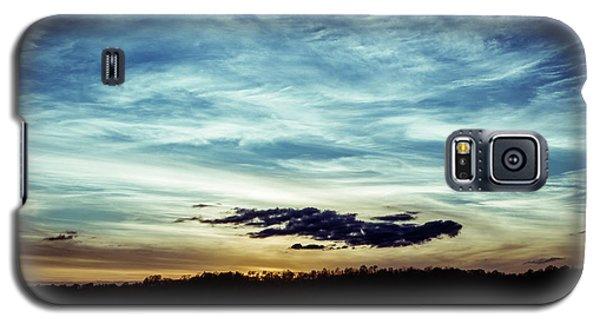 Lake Sunset Galaxy S5 Case by Scott Meyer