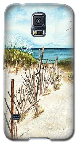 Lake Superior Munising Galaxy S5 Case by Sandra Strohschein