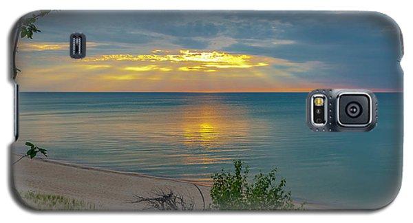 Lake Superior Sunset Galaxy S5 Case