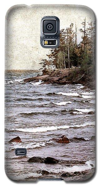 Lake Superior Waves Galaxy S5 Case
