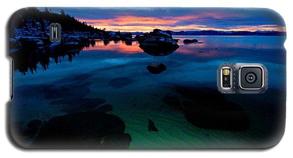 Lake Tahoe Clarity At Sundown Galaxy S5 Case