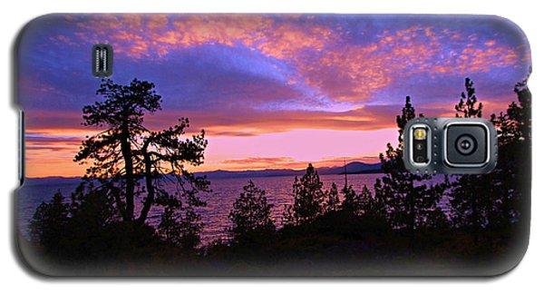 Lake Tahoe Crescendo Galaxy S5 Case
