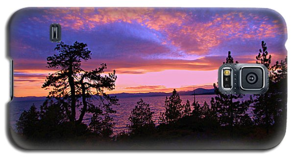 Lake Tahoe Crescendo Galaxy S5 Case