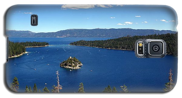 Lake Tahoe Emerald Bay Galaxy S5 Case