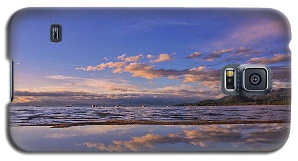 Lake Tahoe Evening Galaxy S5 Case