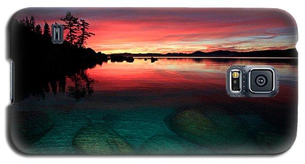 Lake Tahoe Jewels Galaxy S5 Case