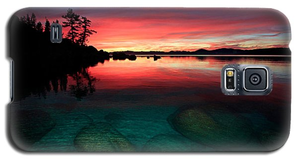 Lake Tahoe Jewels Galaxy S5 Case