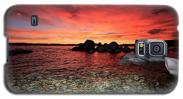 Lake Tahoe Liquid Dreams Galaxy S5 Case