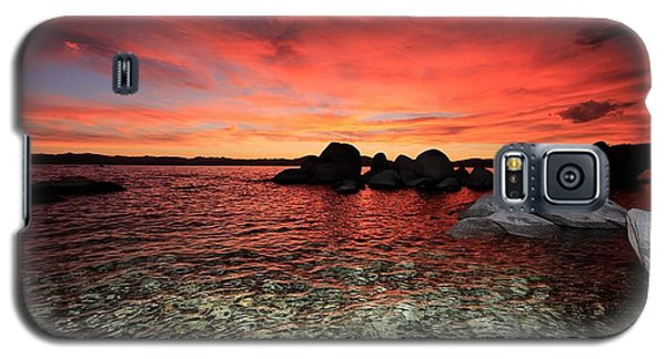 Lake Tahoe Liquid Dreams Galaxy S5 Case