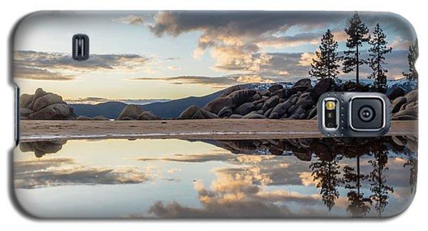 Lake Tahoe Mirror Galaxy S5 Case