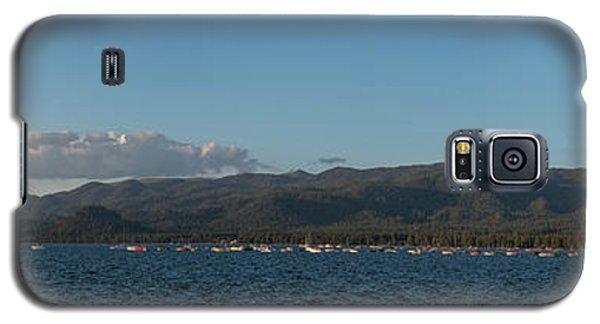 Lake Tahoe Panorama Galaxy S5 Case