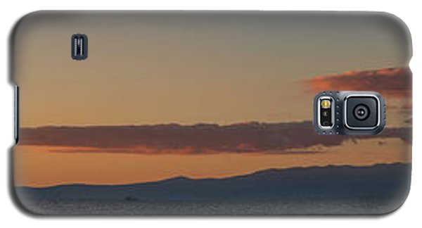 Lake Tahoe South Shore Panorama - 1 Galaxy S5 Case