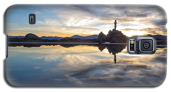 Lake Tahoe Sunset Galaxy S5 Case
