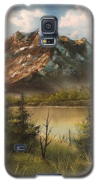 Lake View Mountain  Galaxy S5 Case