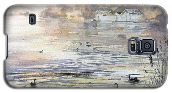 Lake Wendouree Galaxy S5 Case