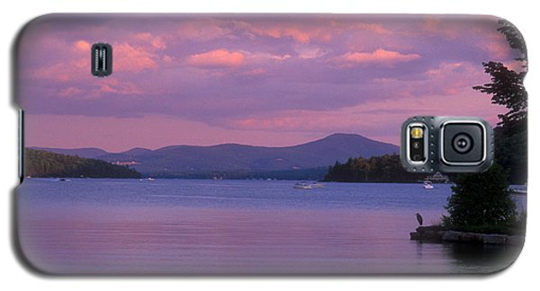 Lake Winnipesaukee Evening Galaxy S5 Case