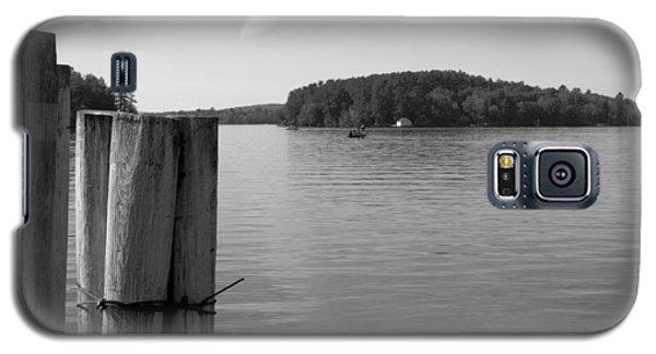 Lake Winnipesaukee Pilings Galaxy S5 Case