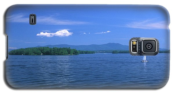 Lake Winnipesaukee Summer Day Galaxy S5 Case