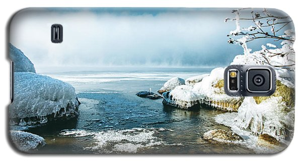 Galaxy S5 Case featuring the photograph Lake Winnisquam by Robert Clifford