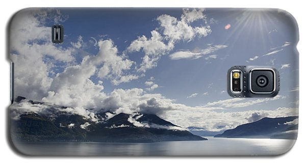 Lake With Islands Galaxy S5 Case