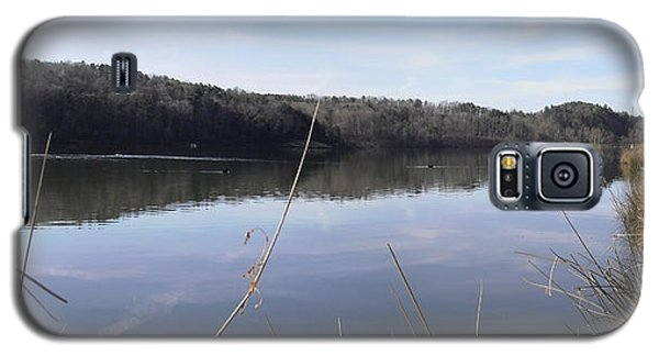 Lake Zwerner Early Spring Galaxy S5 Case
