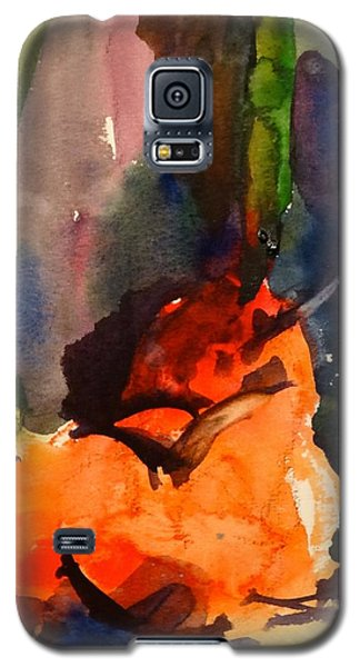 Lakelyn's Pumpkins Galaxy S5 Case