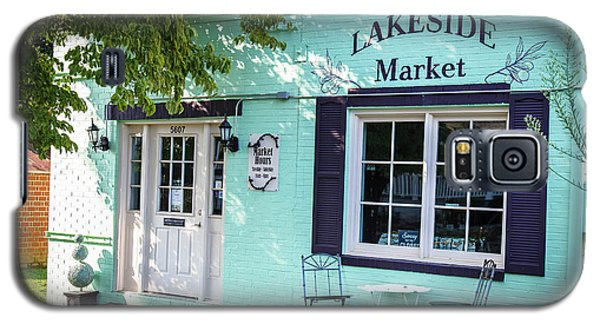 Lakeside Market Galaxy S5 Case