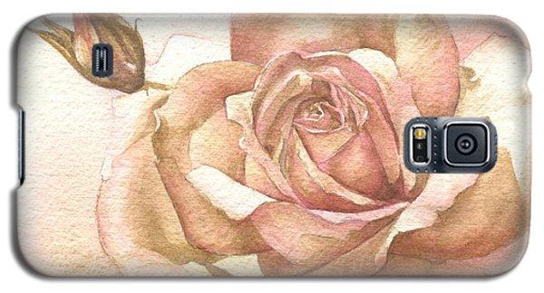 Lalique Rose Galaxy S5 Case