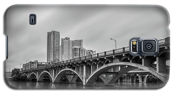 Lamar Bridge In Austin, Texas Galaxy S5 Case