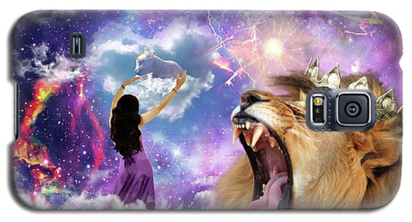 Lamb Of God Galaxy S5 Case by Dolores Develde