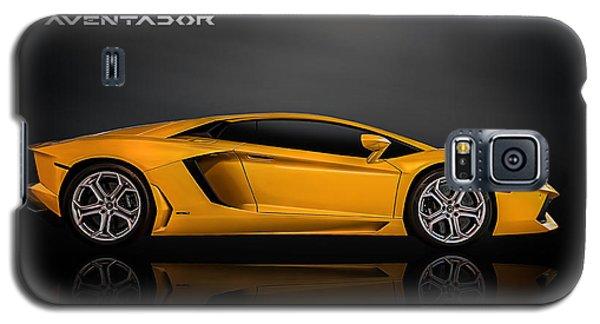 Lamborghini Aventador Galaxy S5 Case