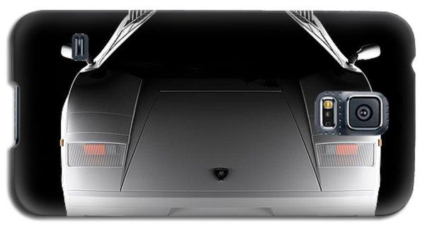 Lamborghini Countach 5000 Qv 25th Anniversary - Front View  Galaxy S5 Case