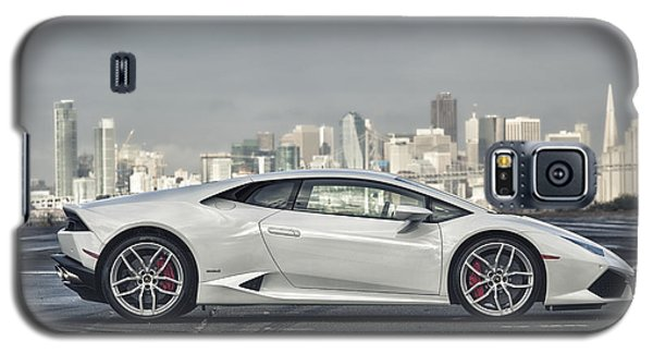 Lamborghini Huracan Galaxy S5 Case