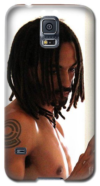 Lamont Portrait 3 Galaxy S5 Case