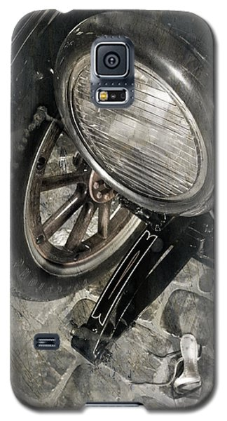 Galaxy S5 Case featuring the photograph Vintage Car #3124 by Andrey  Godyaykin