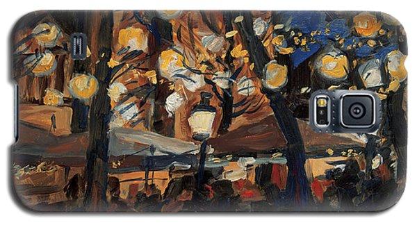 Lampy Night Galaxy S5 Case