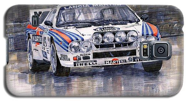 Lancia 037 Martini Rally 1983 Galaxy S5 Case