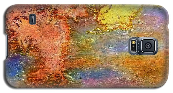 Land And Sky Galaxy S5 Case