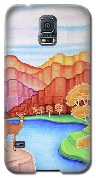 Land Of Enchantment Galaxy S5 Case