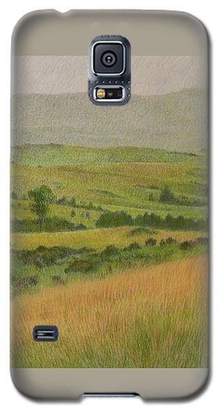 Land Of Grass Galaxy S5 Case