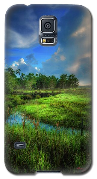 Galaxy S5 Case featuring the photograph Land Of Milk And Honey by Marvin Spates